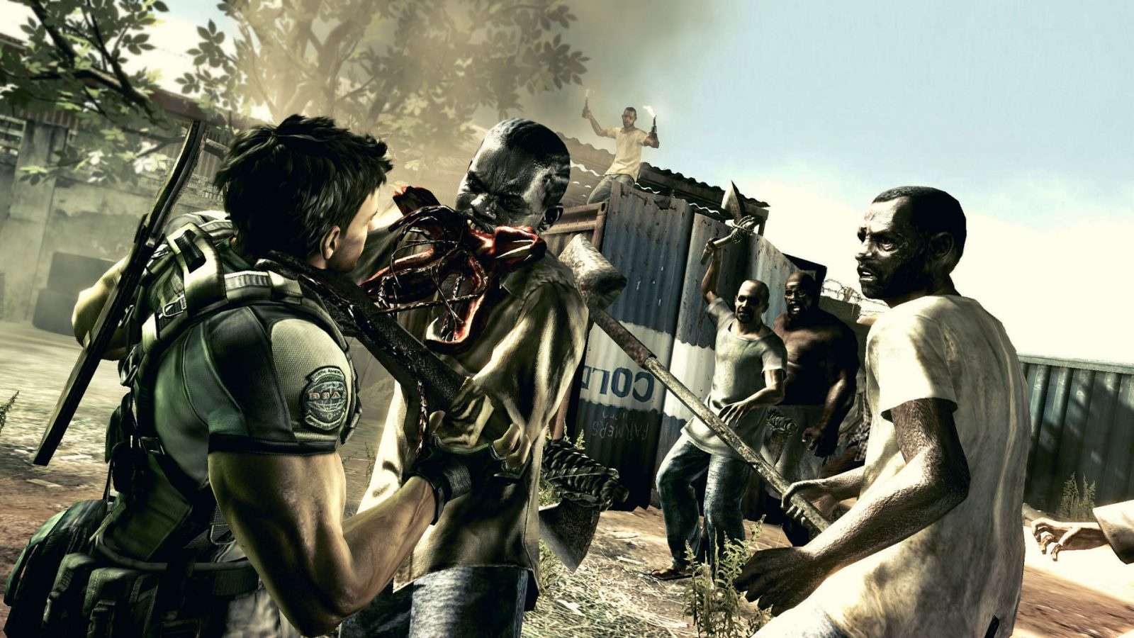 Resident Evil 5 and 6 Launch on Switch Just in Time for Halloween