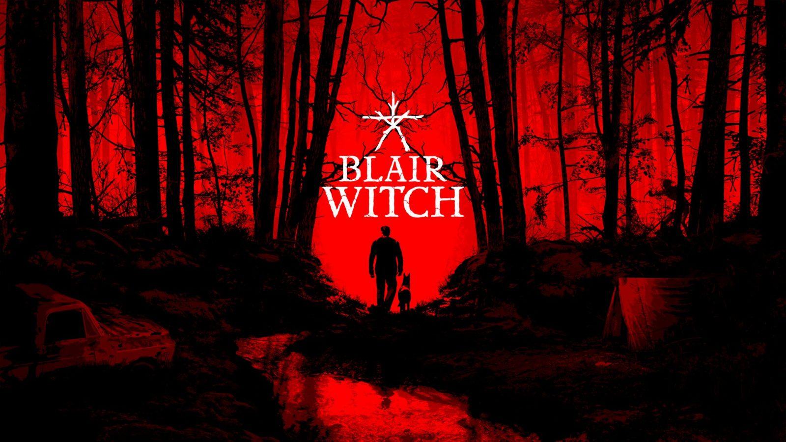 New Blair Witch Trailer Shows Off Canine Companion 'Bullet' And New Gameplay