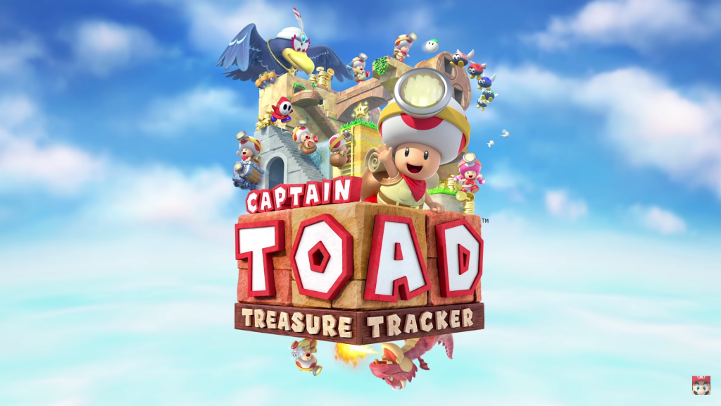 Free Update Bring Labo VR Support To Captain Toad: Treasure Tracker