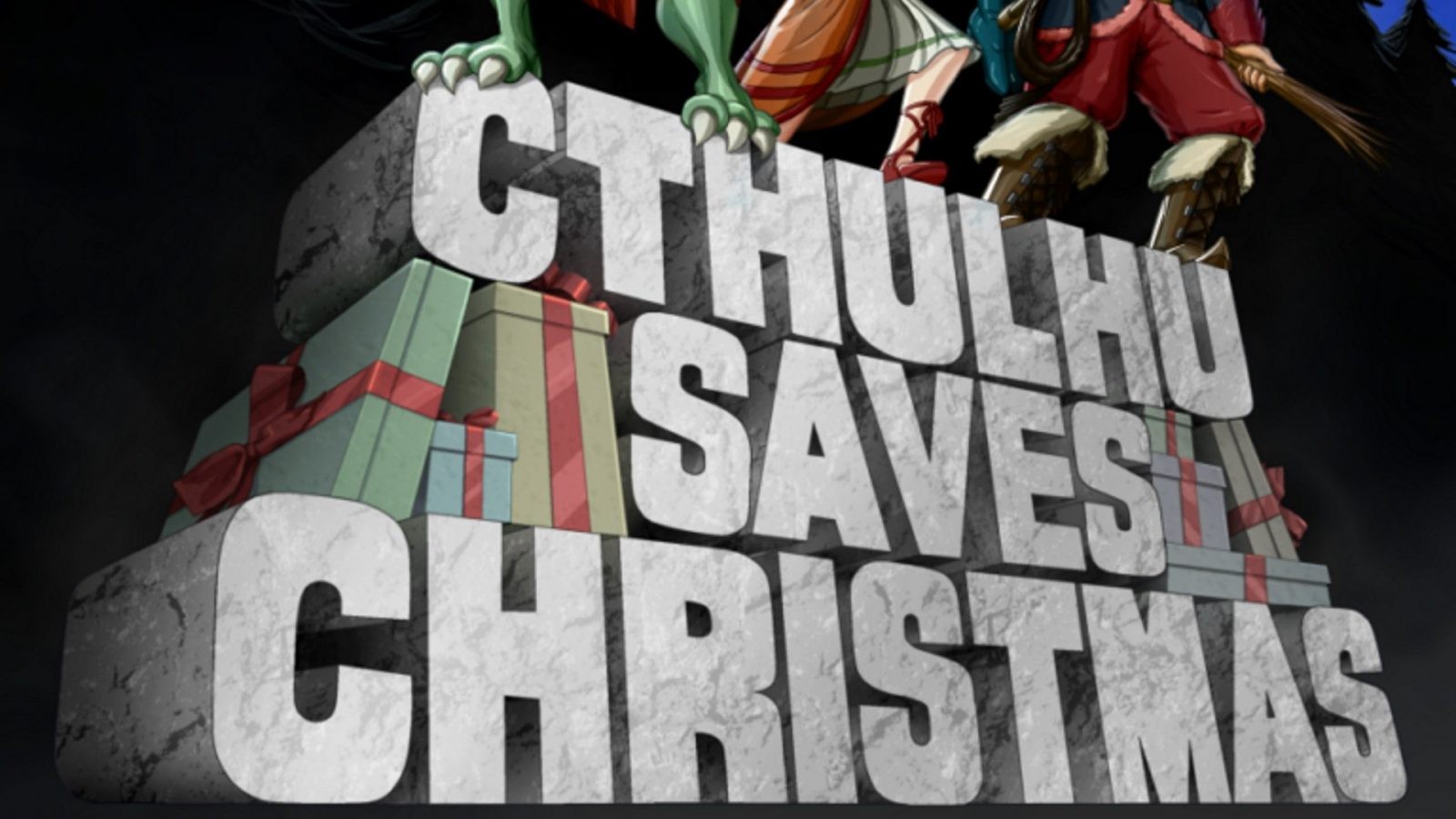 Zeboyd Games Announces Cthulhu Saves Christmas