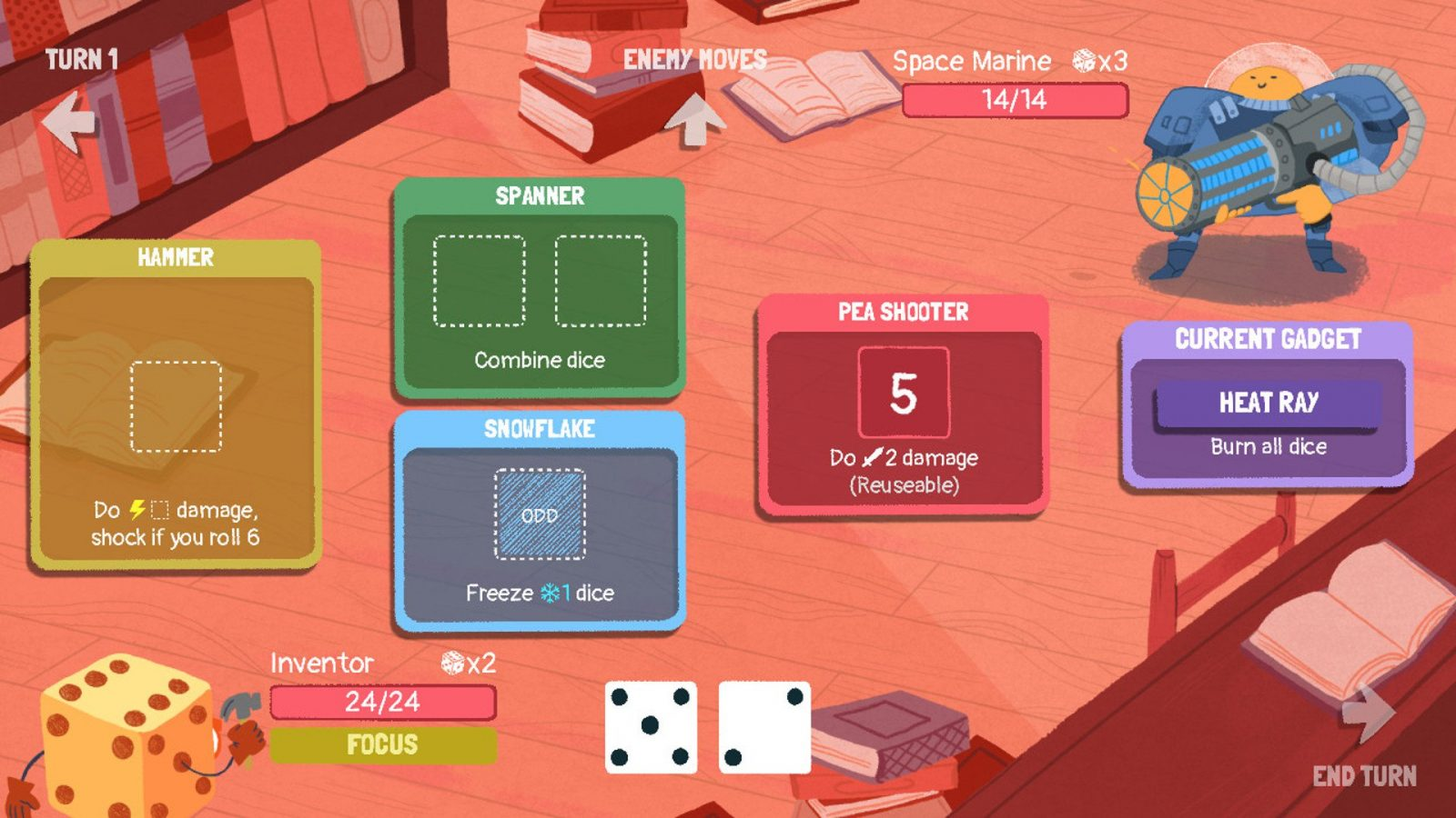 Dicey Dungeons Release Date Announced, Arriving August 2019