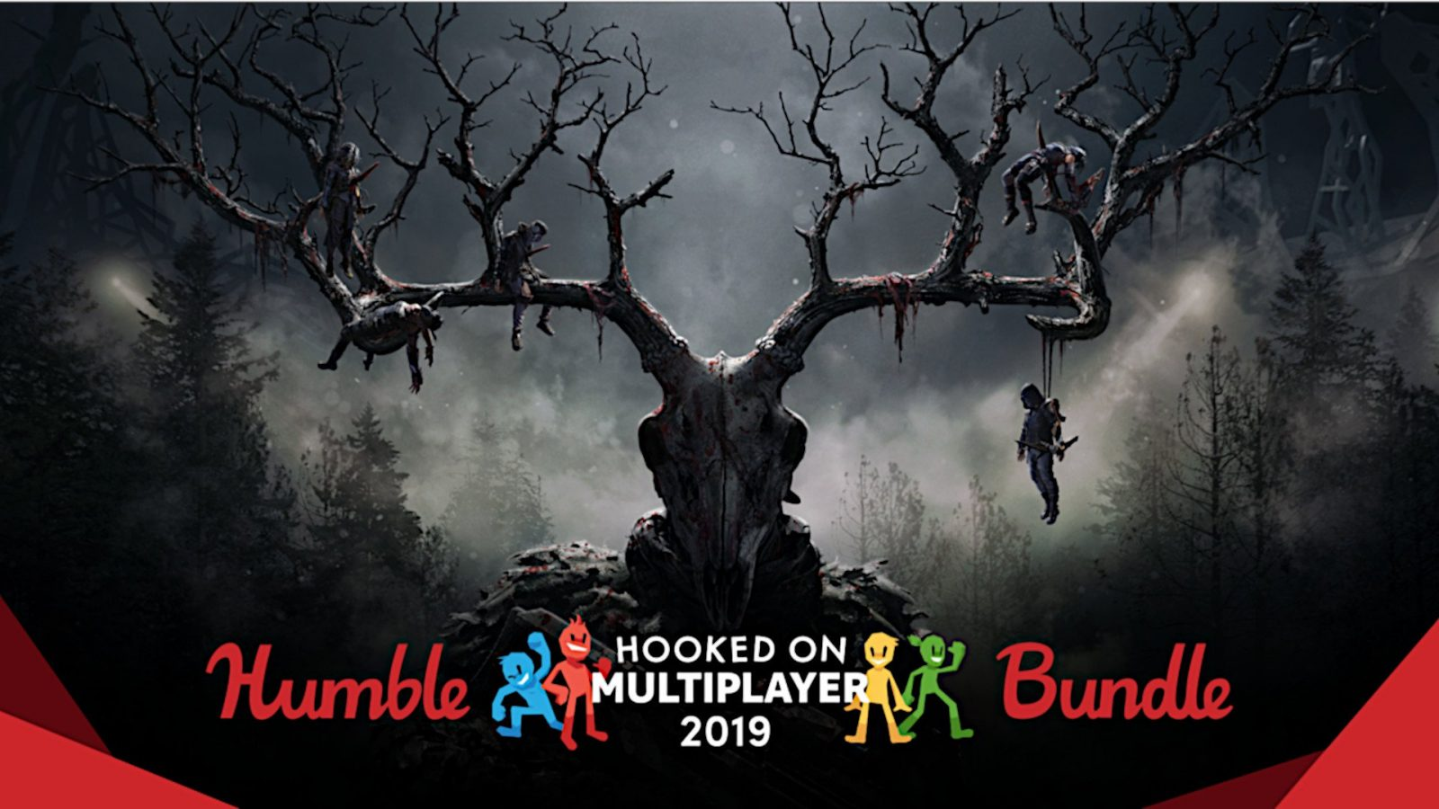 Humble Hooked On Multiplayer Bundle Now Live
