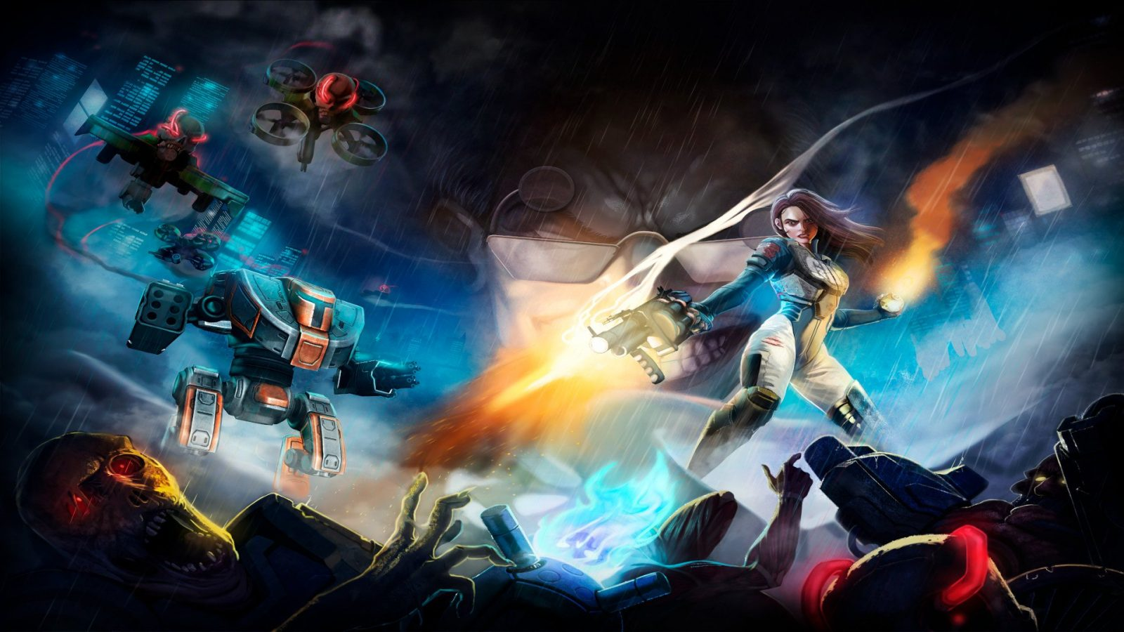 Ion Maiden is Now Ion Fury, Launches August 15