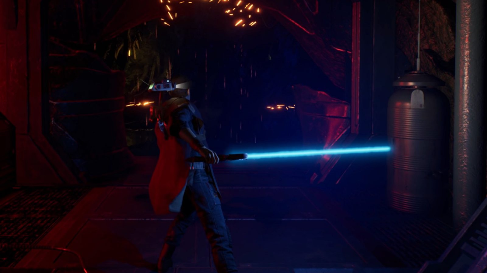 Jedi Fallen Order Lightsaber is Changing, Brought in Line with Other Depictions
