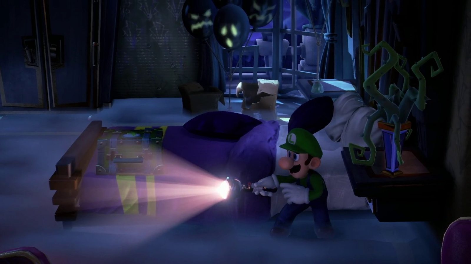 Go Ghost Hunting When Luigi's Mansion 3 Launches on Halloween 2019