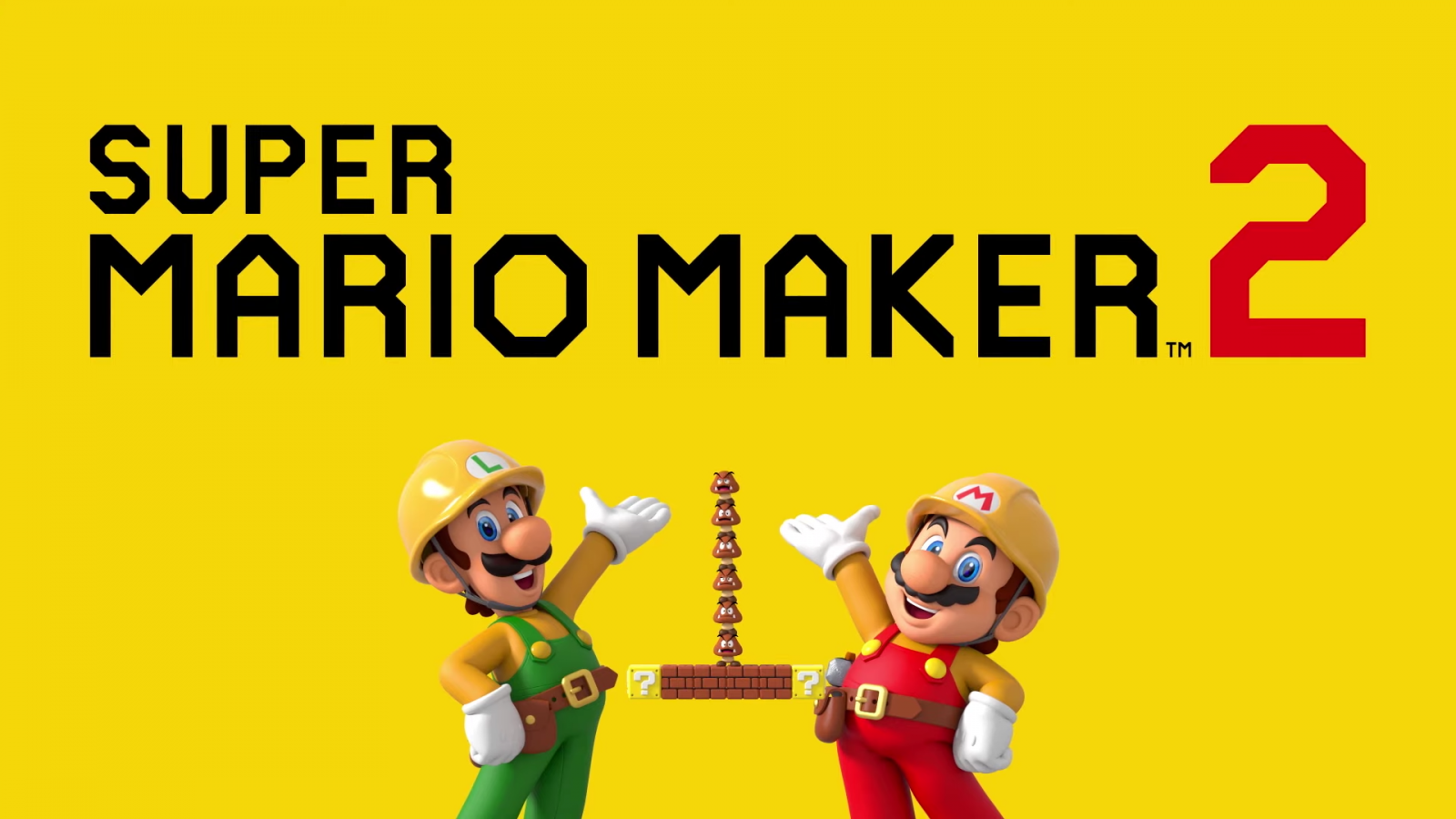 Super Mario Maker 2 Raises Course Upload Limit from 32 to 64