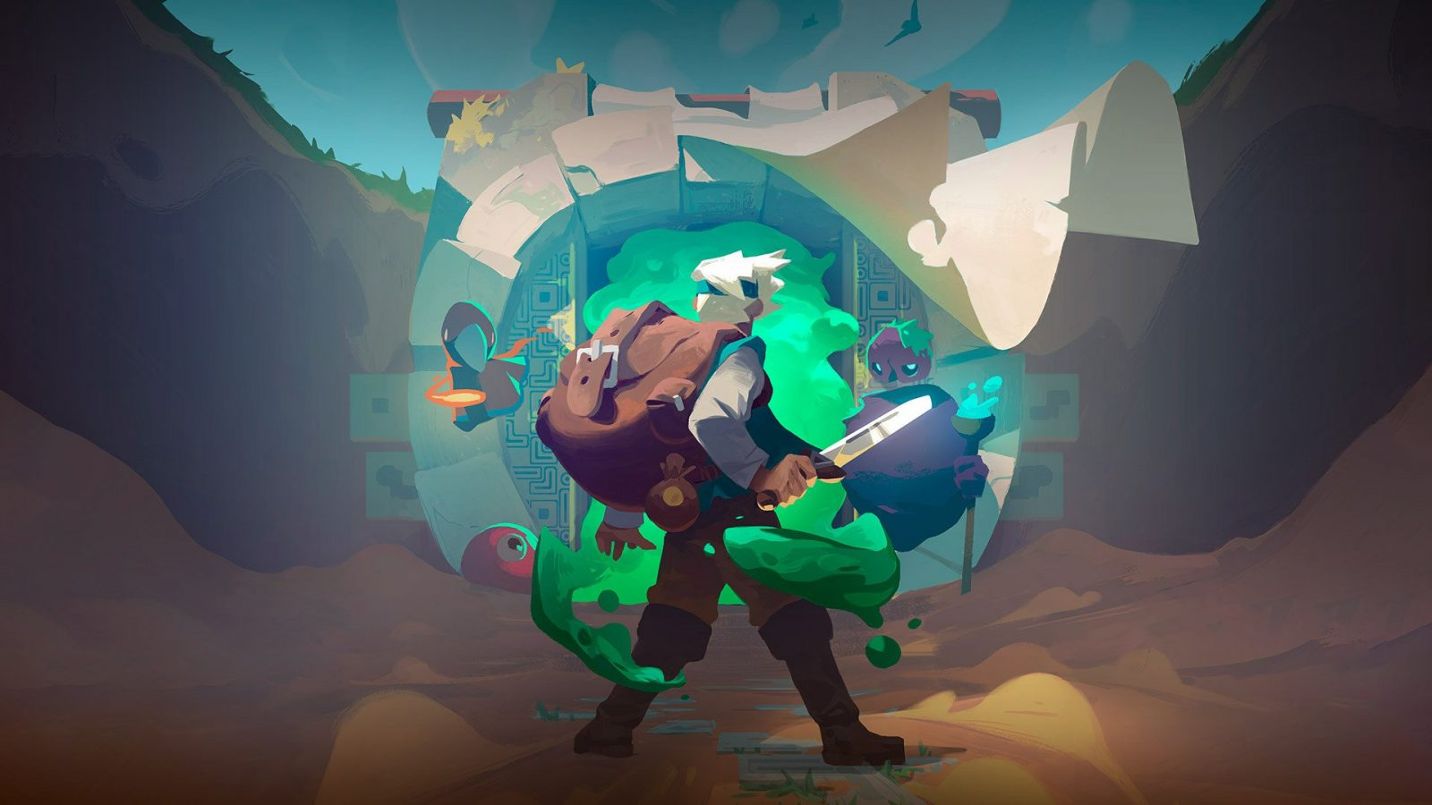 Epic Games Store's Next Two Free Games Are Moonlighter and This War of Mine