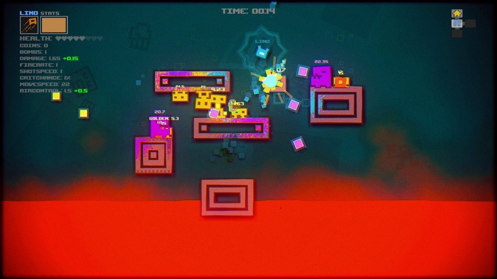 Rogue Glitch is the First Indie Game Coming from Numskull Games