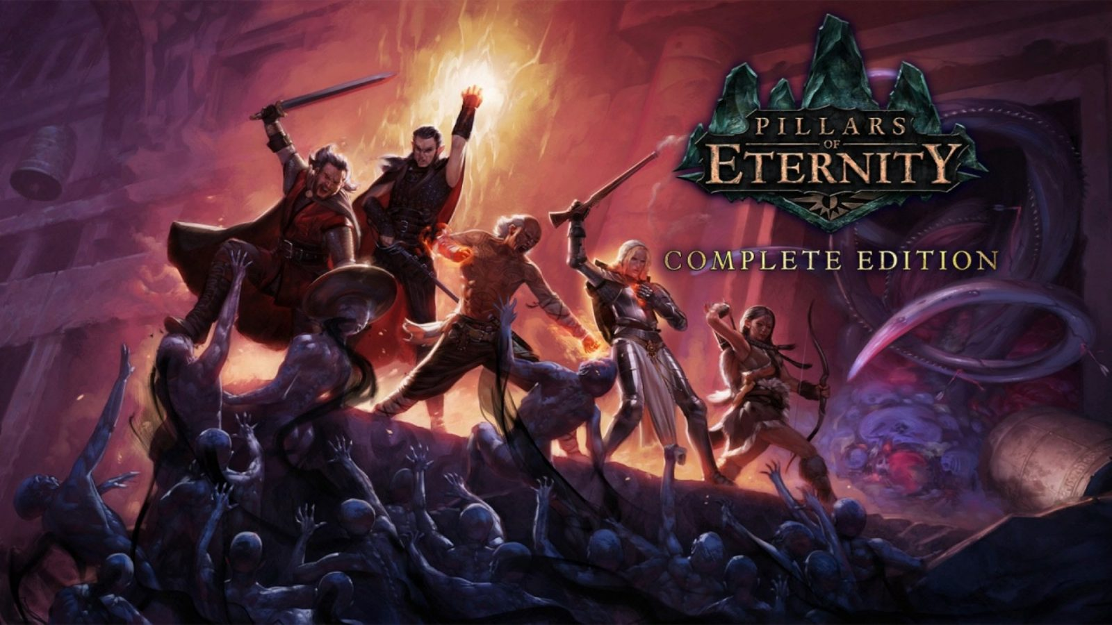 Pillars of Eternity is Coming to the Nintendo Switch This August