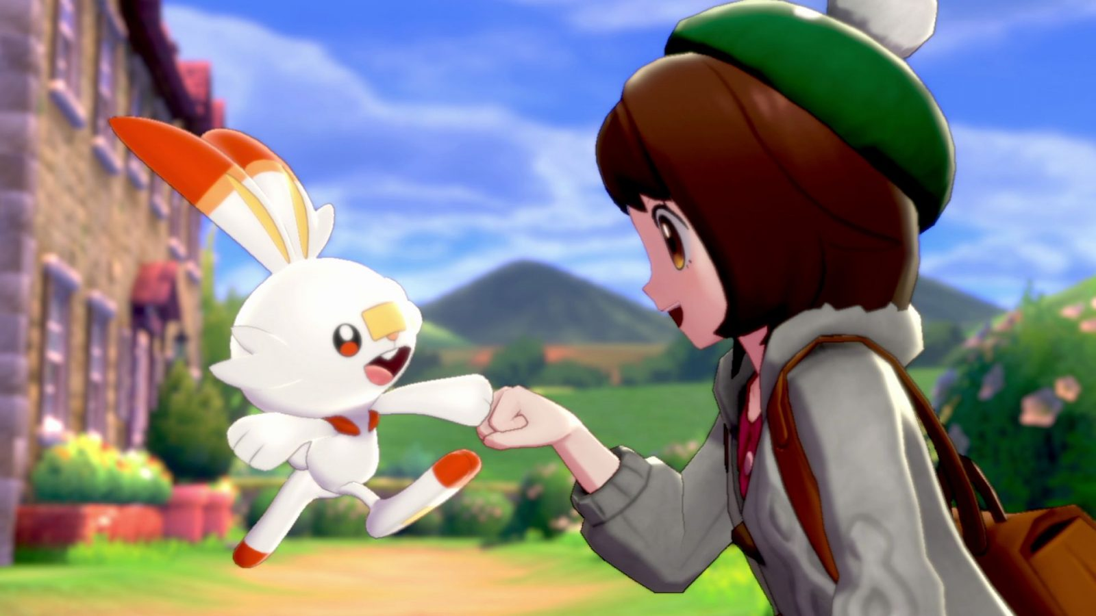 No, Pokemon Sword and Shield is not Using the 3DS Models