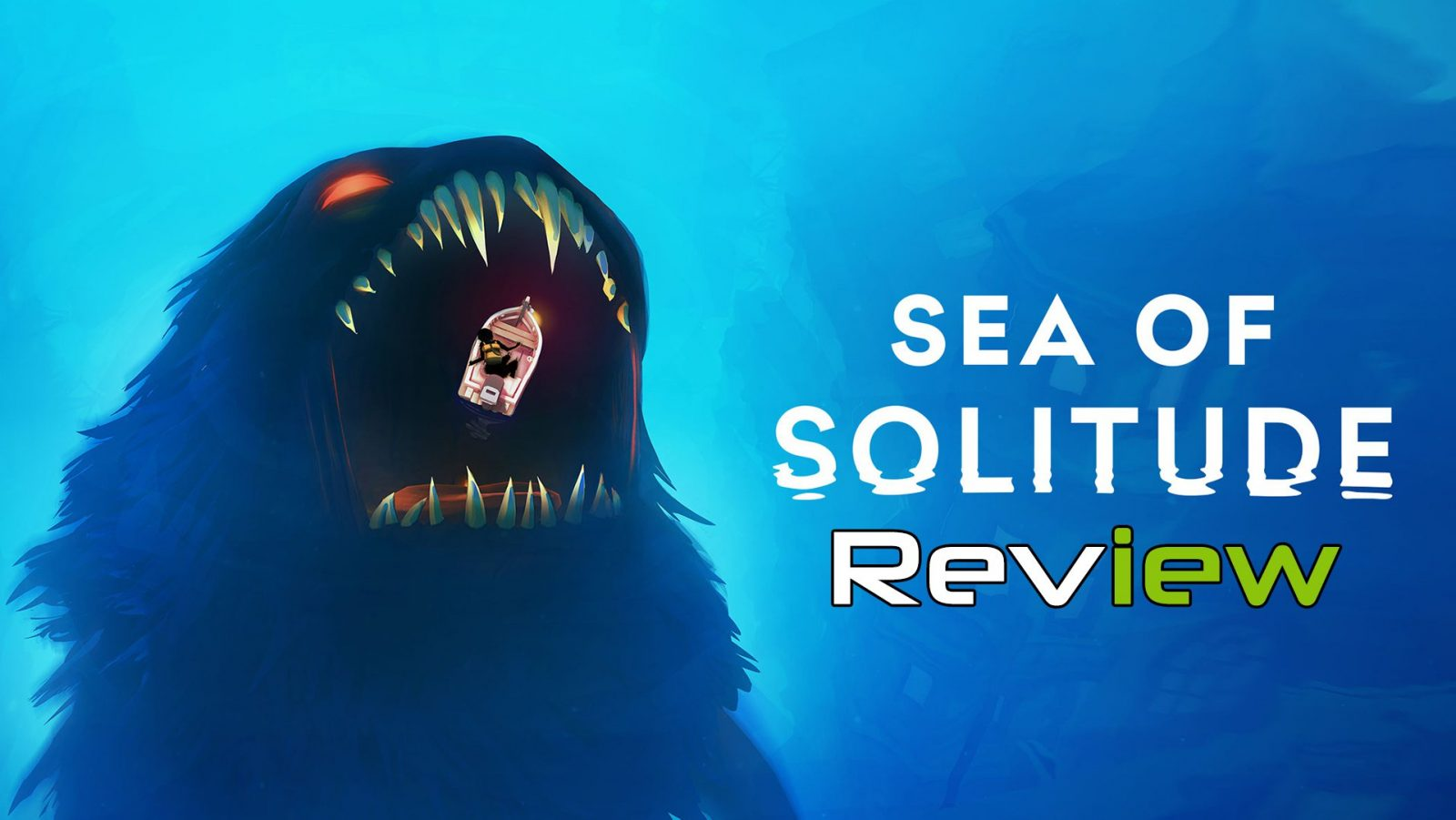 Sea of Solitude Review – The Bluest Waters