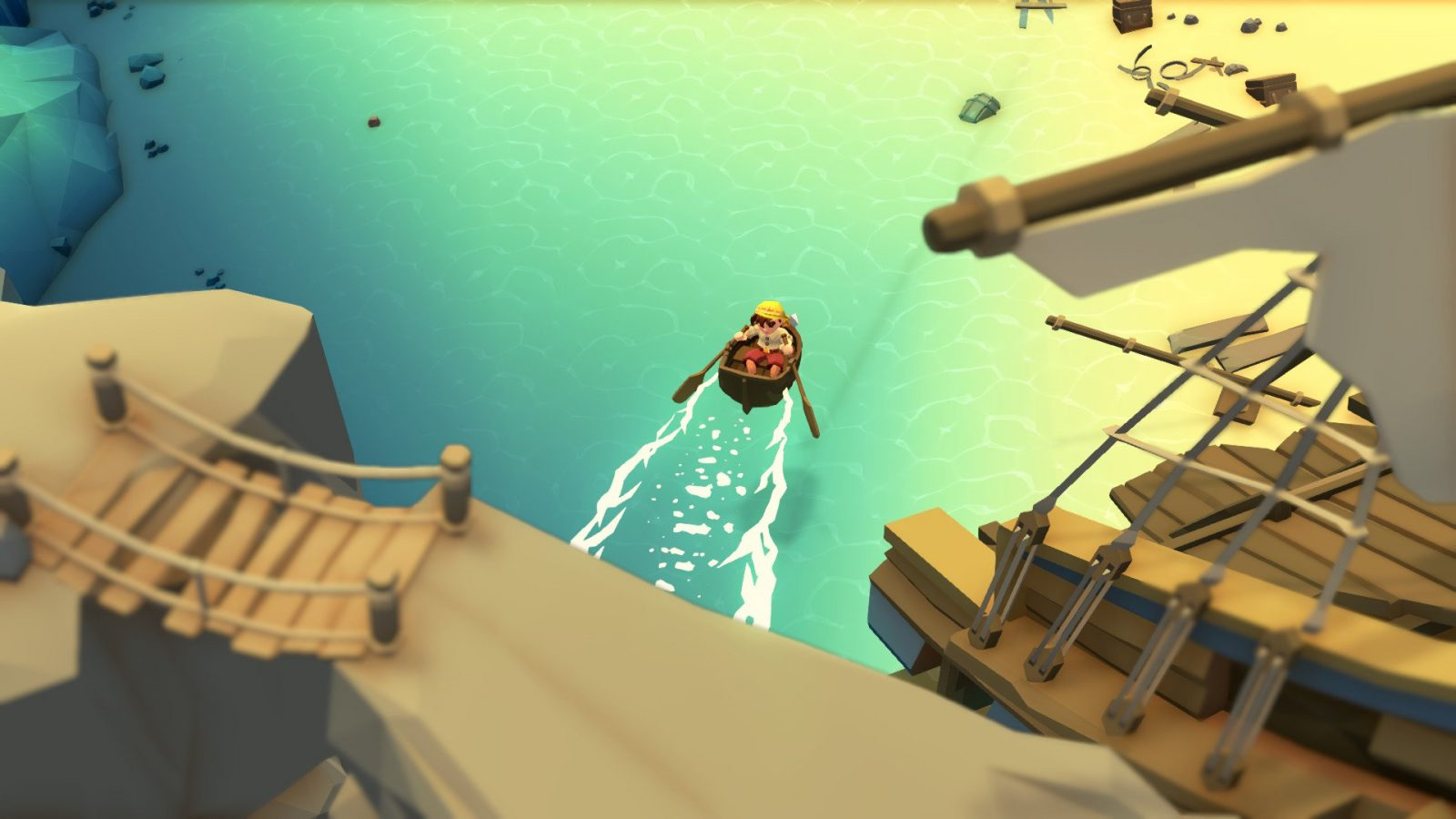 Open World Farming Adventure Stranded Sails Lands On Consoles In October