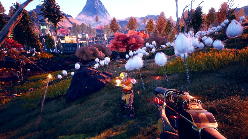 The Outer Worlds Nintendo Switch Port Announced