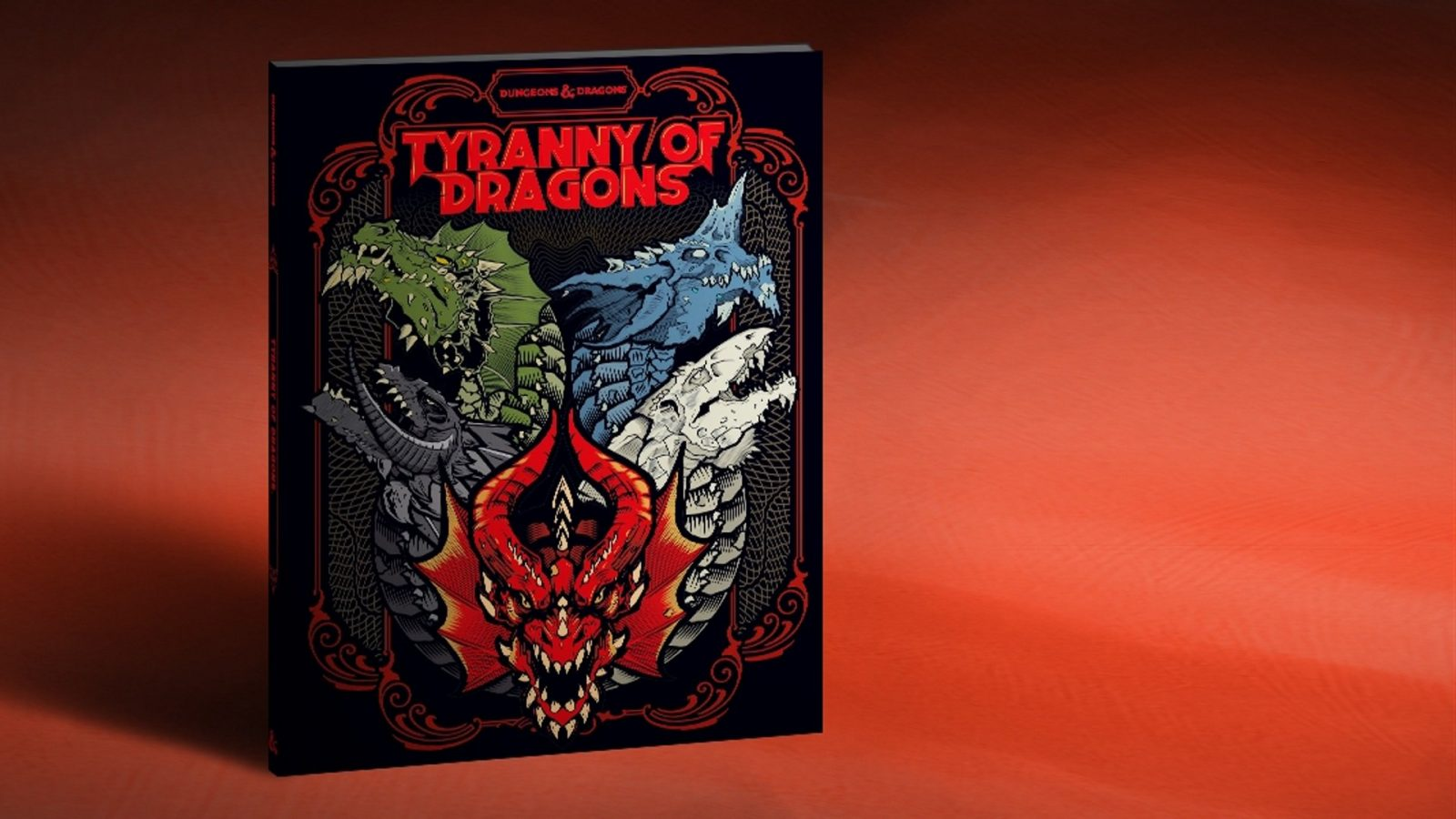 Tyranny of Dragons Re-release Celebrates 5 Years of Dungeons and Dragons 5E