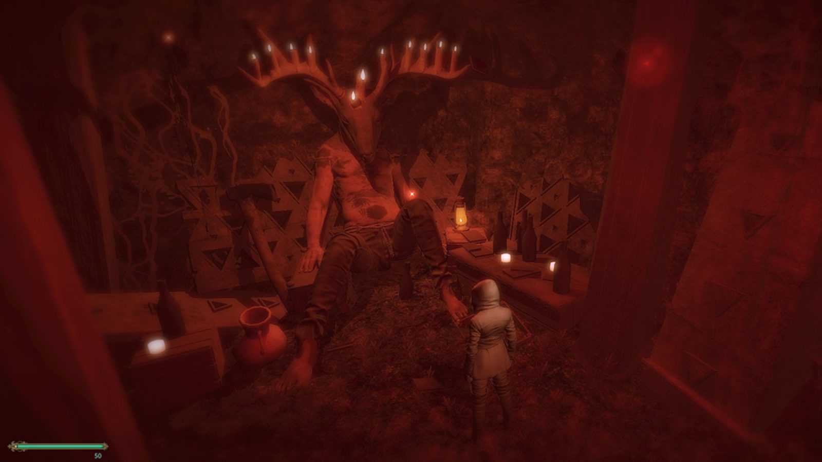 WAKING Demo Lets you Survive a Nightmare in a Coma