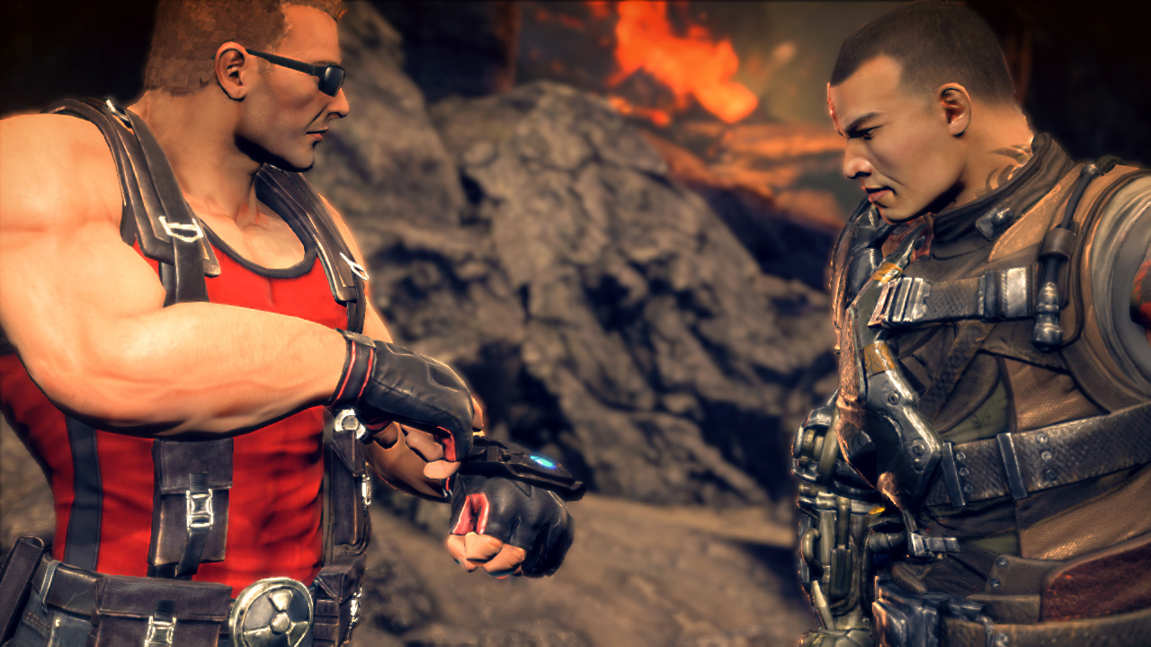 Bulletstorm: Duke of Switch EditionNow Available