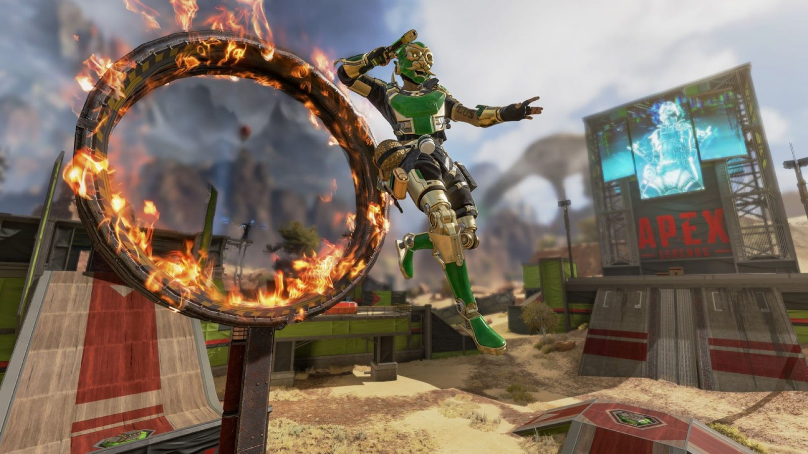 Apex Legends Iron Crown Collection Event is Live