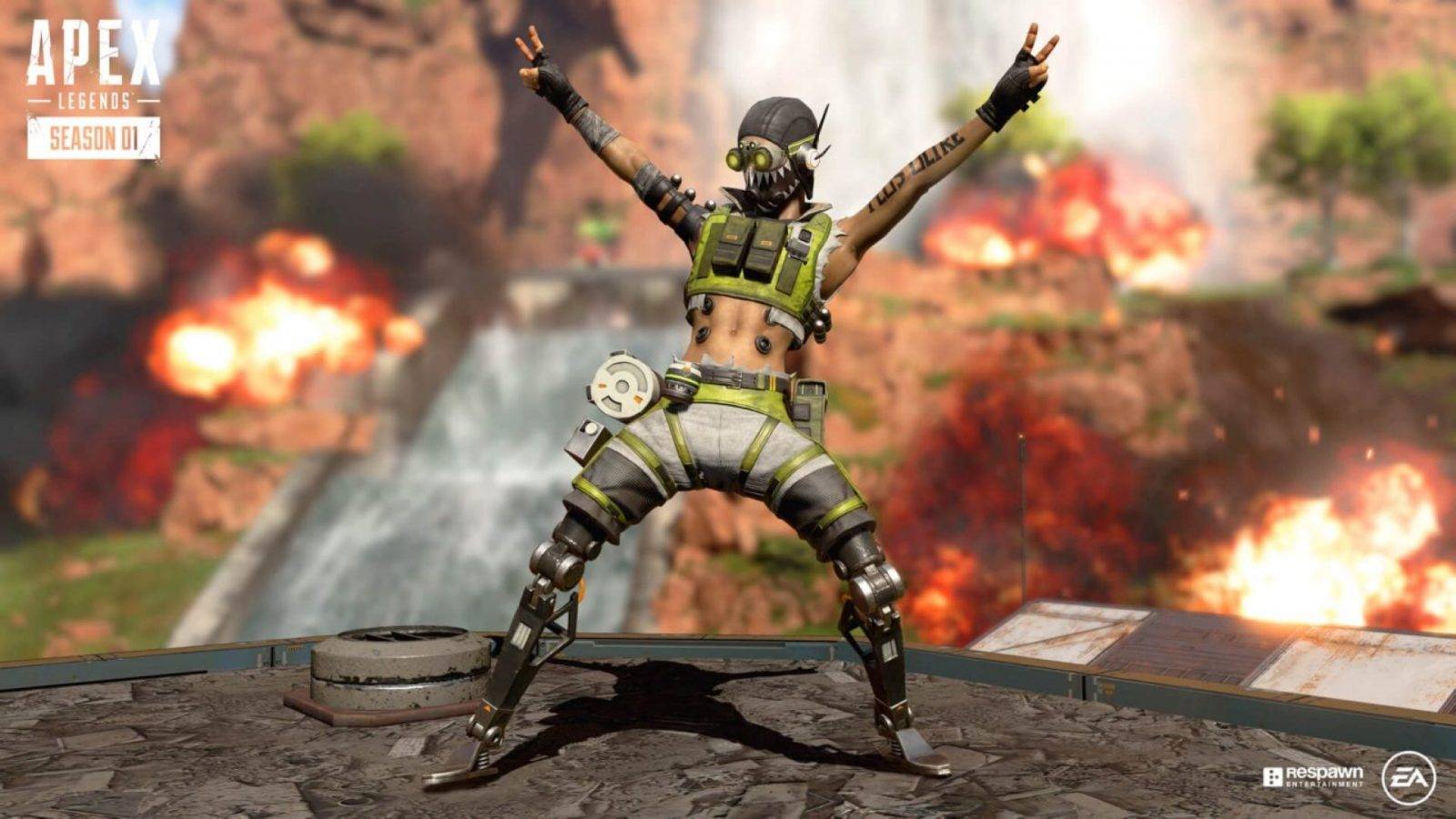 [Updated] Apex Legends Iron Crown Collection Event Features Solos Mode