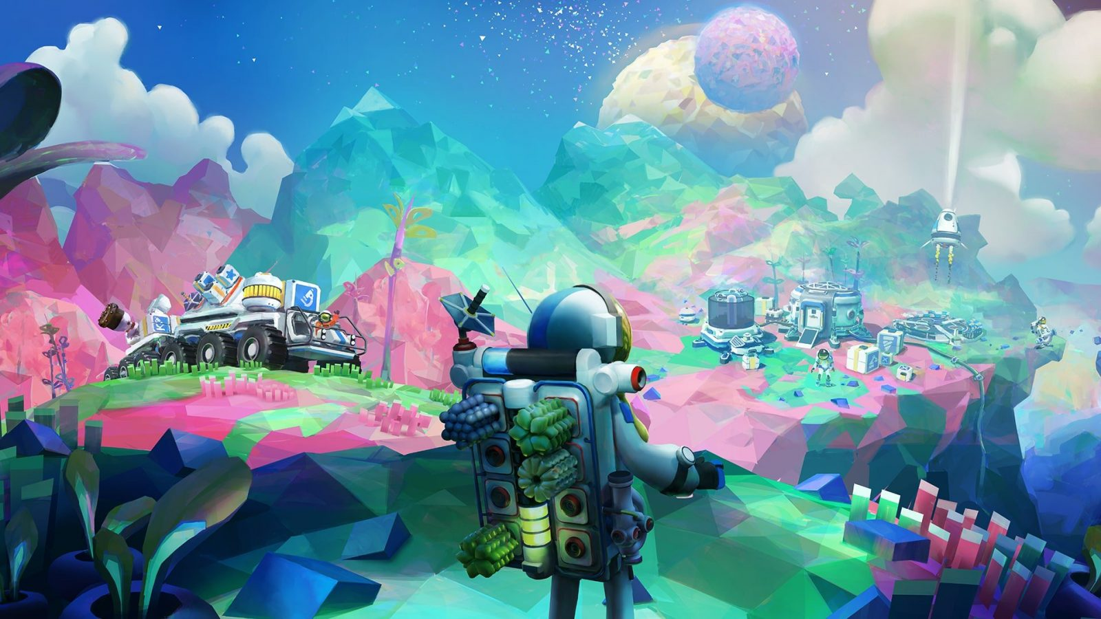 Astroneer PlayStation 4 Version Coming Later This Year