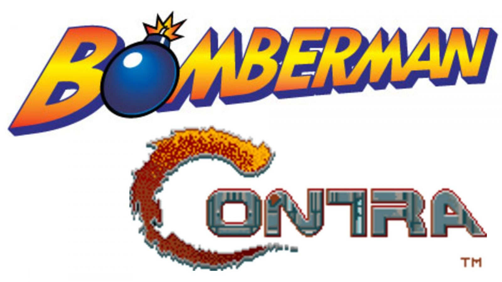 Bomberman and Contra Board Games Are On The Way