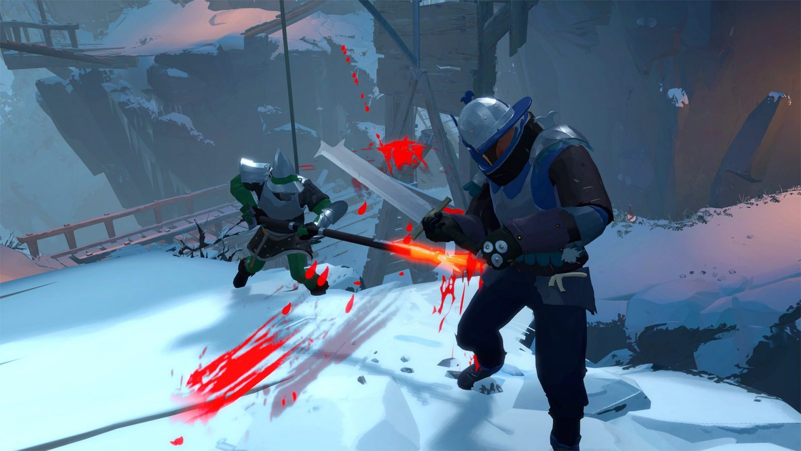 Frozenbyte Reveals Boreal Blade, Which is Out Now on the Switch