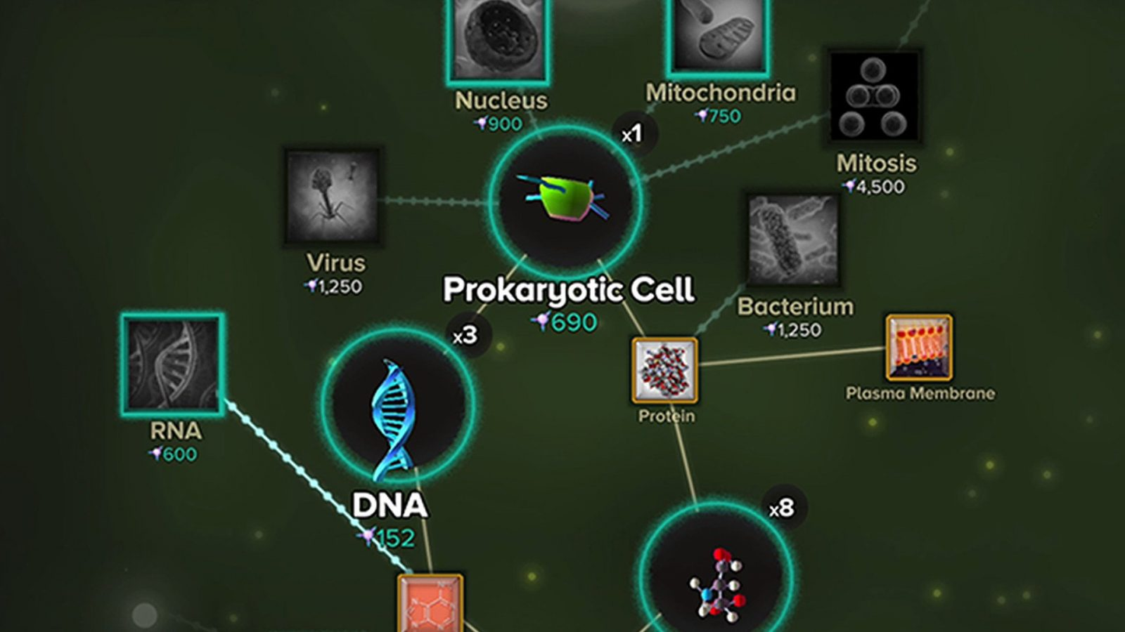 Cells to Singularity iOS Coming August 29, Cells to Singularity Dinosaur Patch Later
