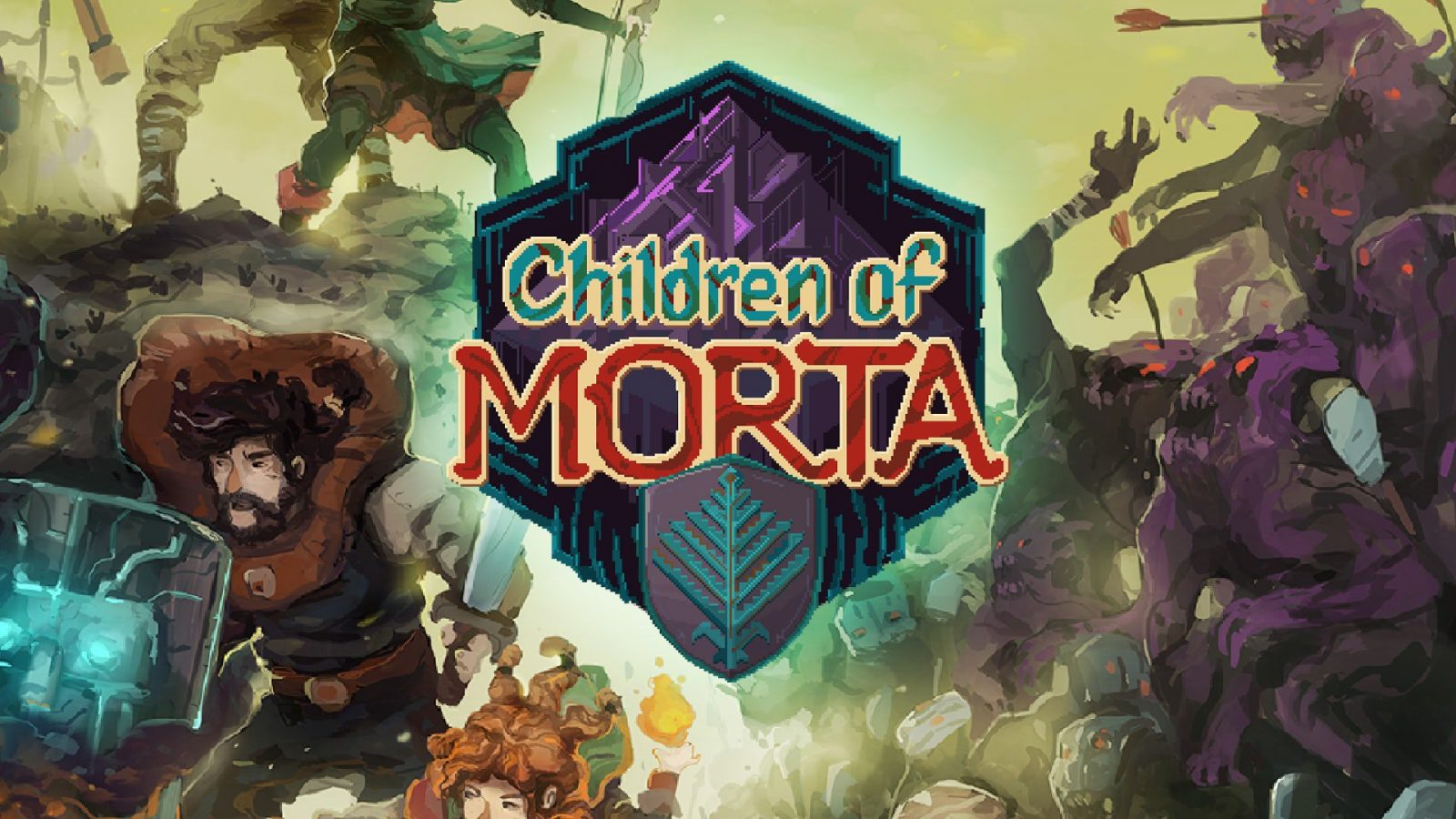 How Dead Mage Created the Art for Children of Morta