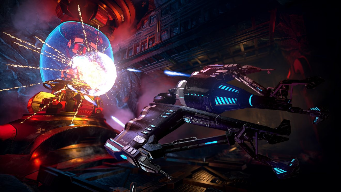 Descent Caught In Limbo As Little Orbit Allegedly Won't Publish