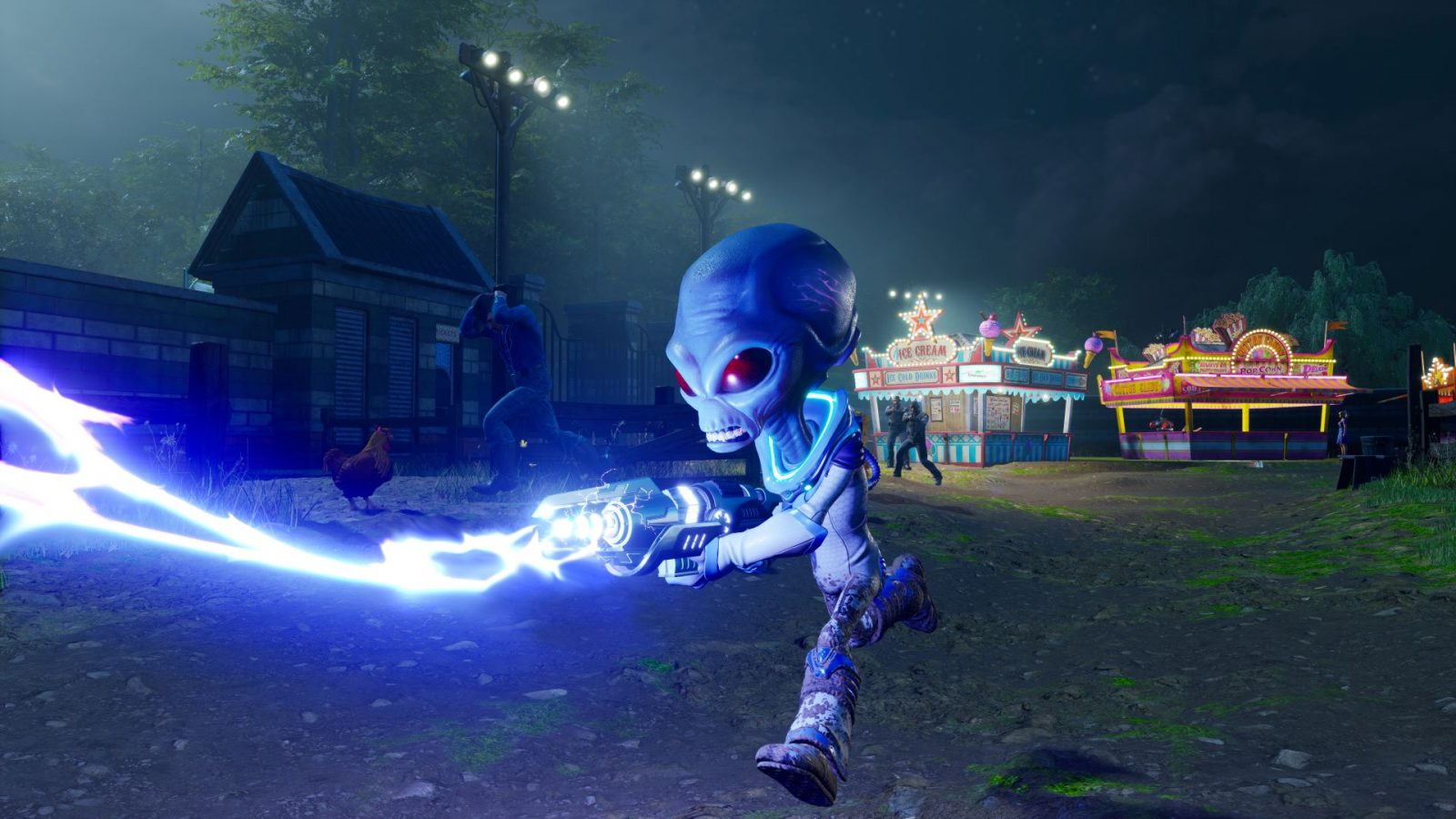 These Destroy All Humans! Collector's Editions Will Destroy All Wallets