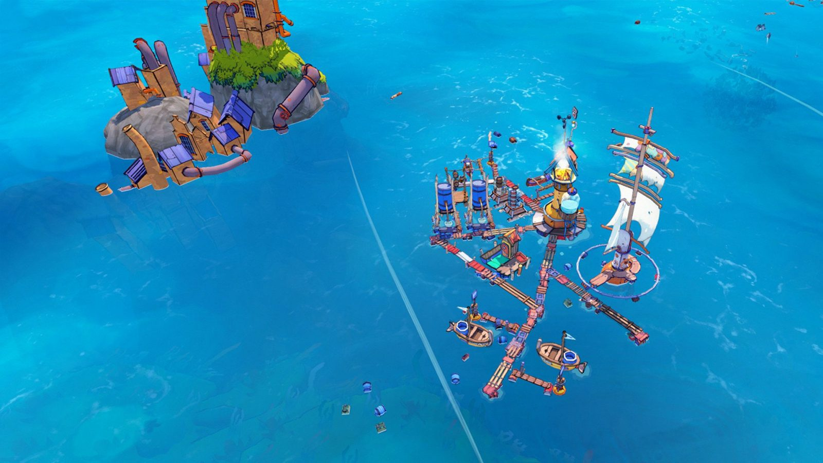 Flotsam Early Access Release Date Announced For September 2019