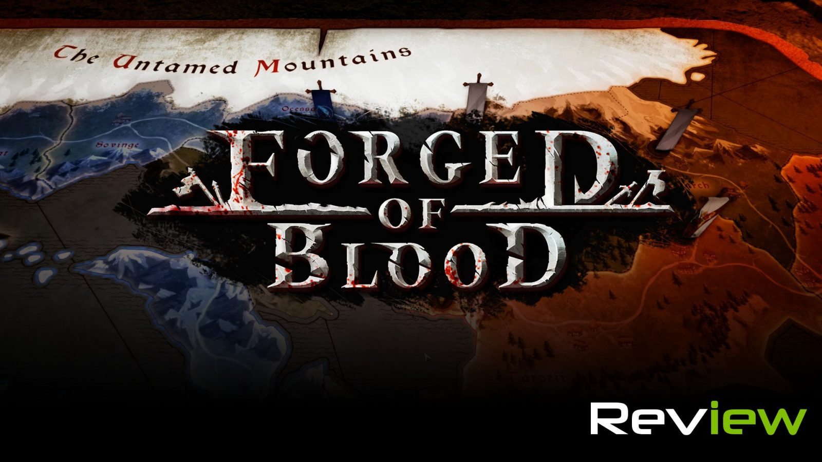 Forged of Blood Review – A Bloody Mess
