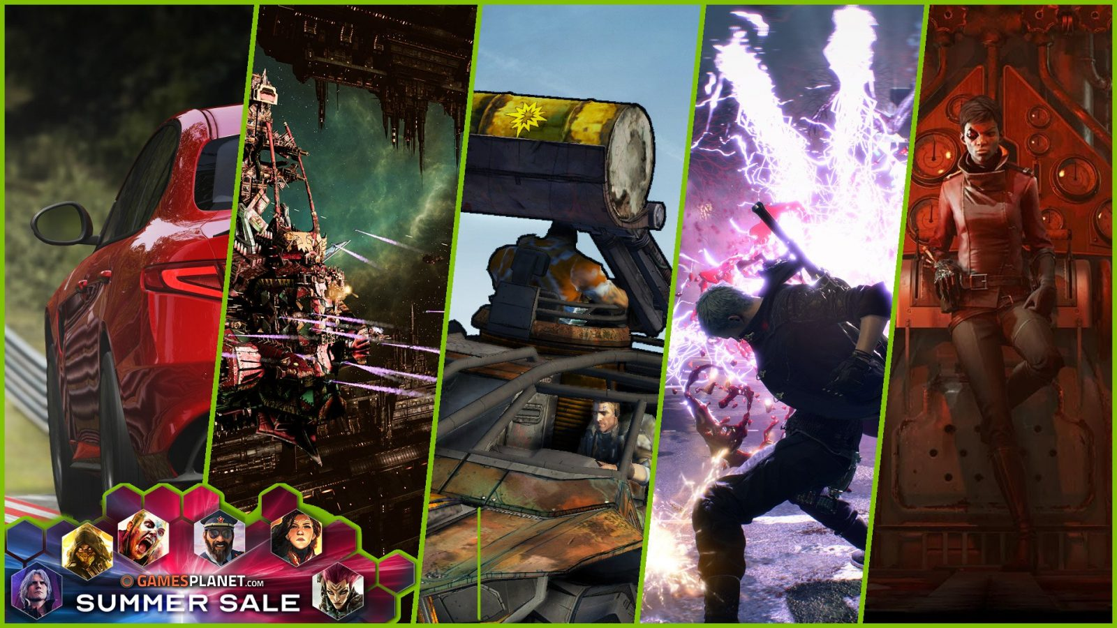 Gamesplanet Summer Sale 2019 Now Live, Features Nearly 2,000 Games