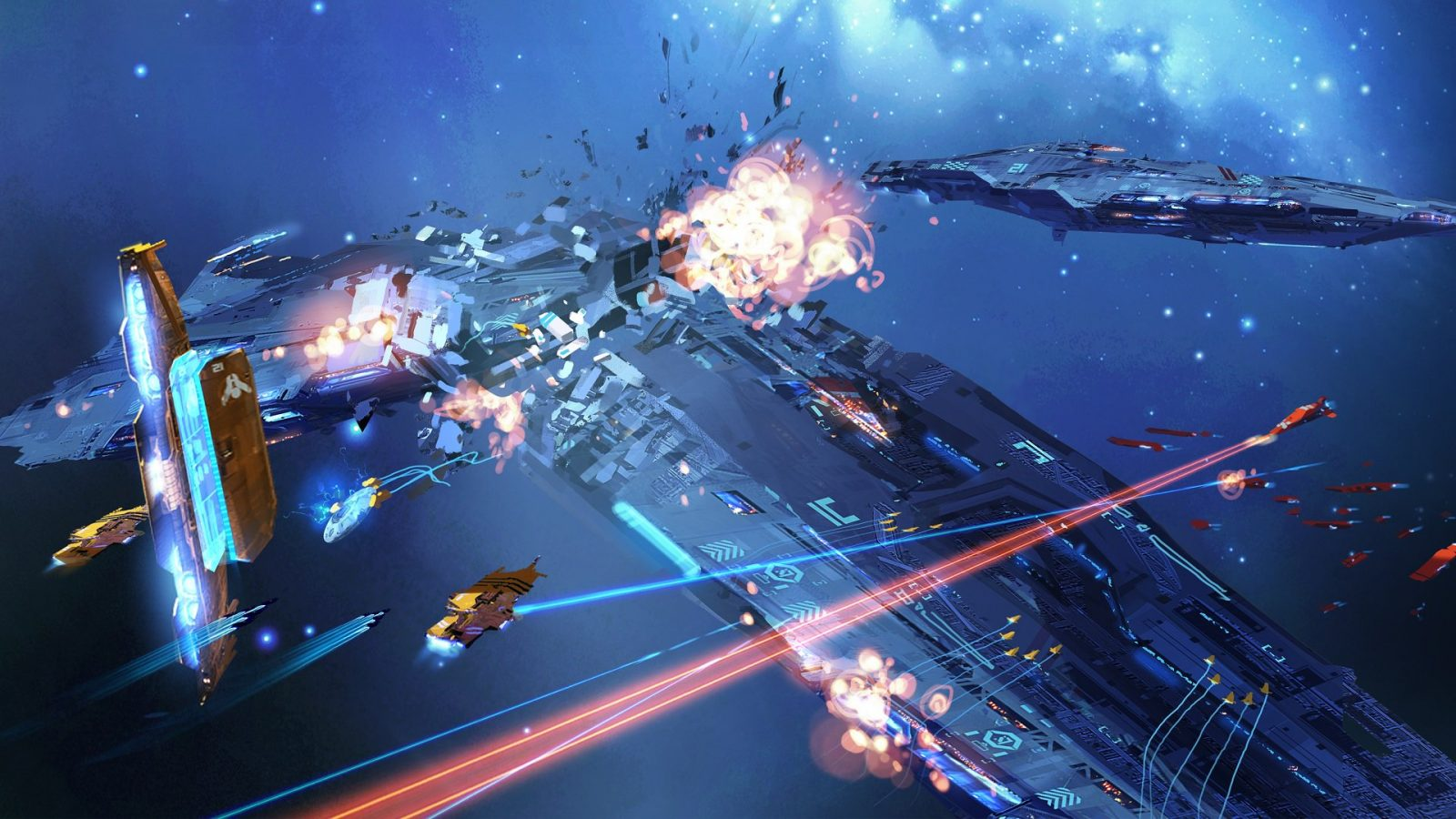 Homeworld 3 Is Real and Has a Crowdfunding Goal of $1