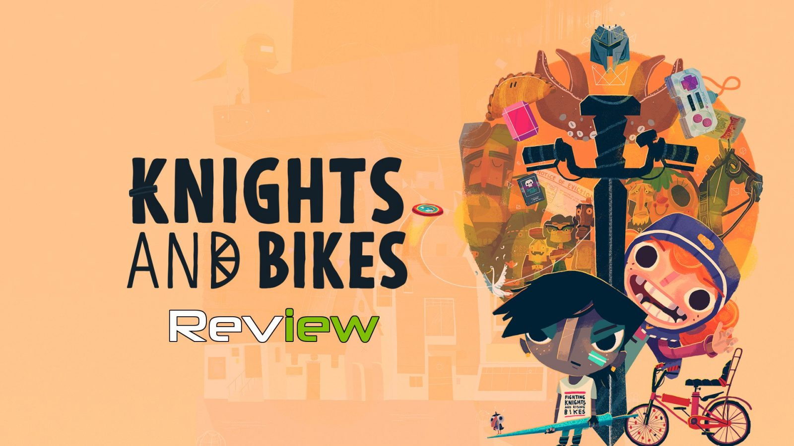 Knights and Bikes Review – Friendship is Magic