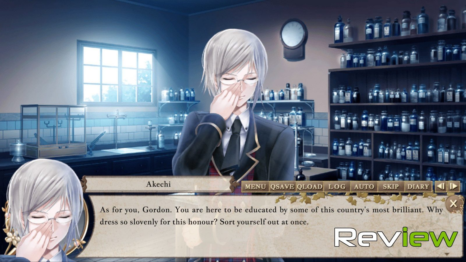 London Detective Mysteria Review – London Calling to the Imitation Zone