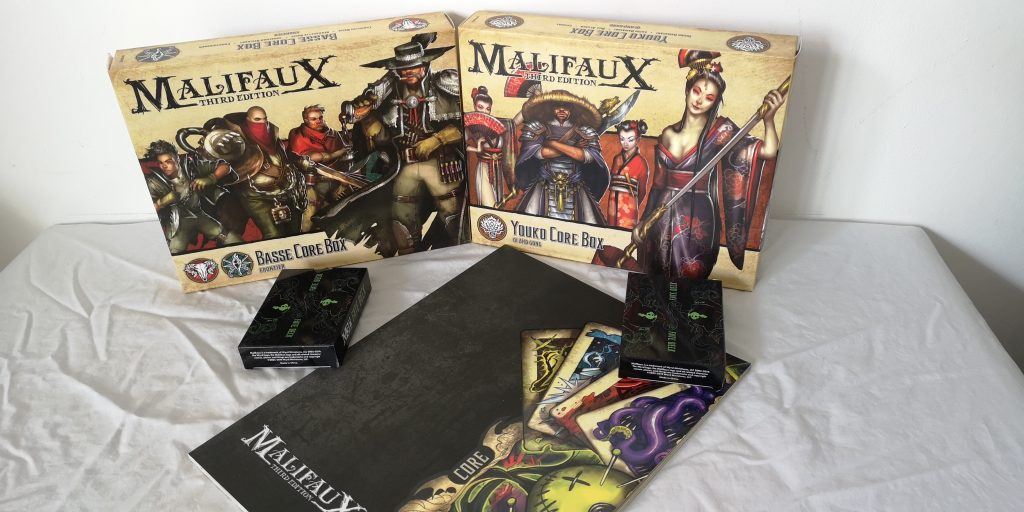 Start Collecting M3E – Introduction to Malifaux 3rd Edition