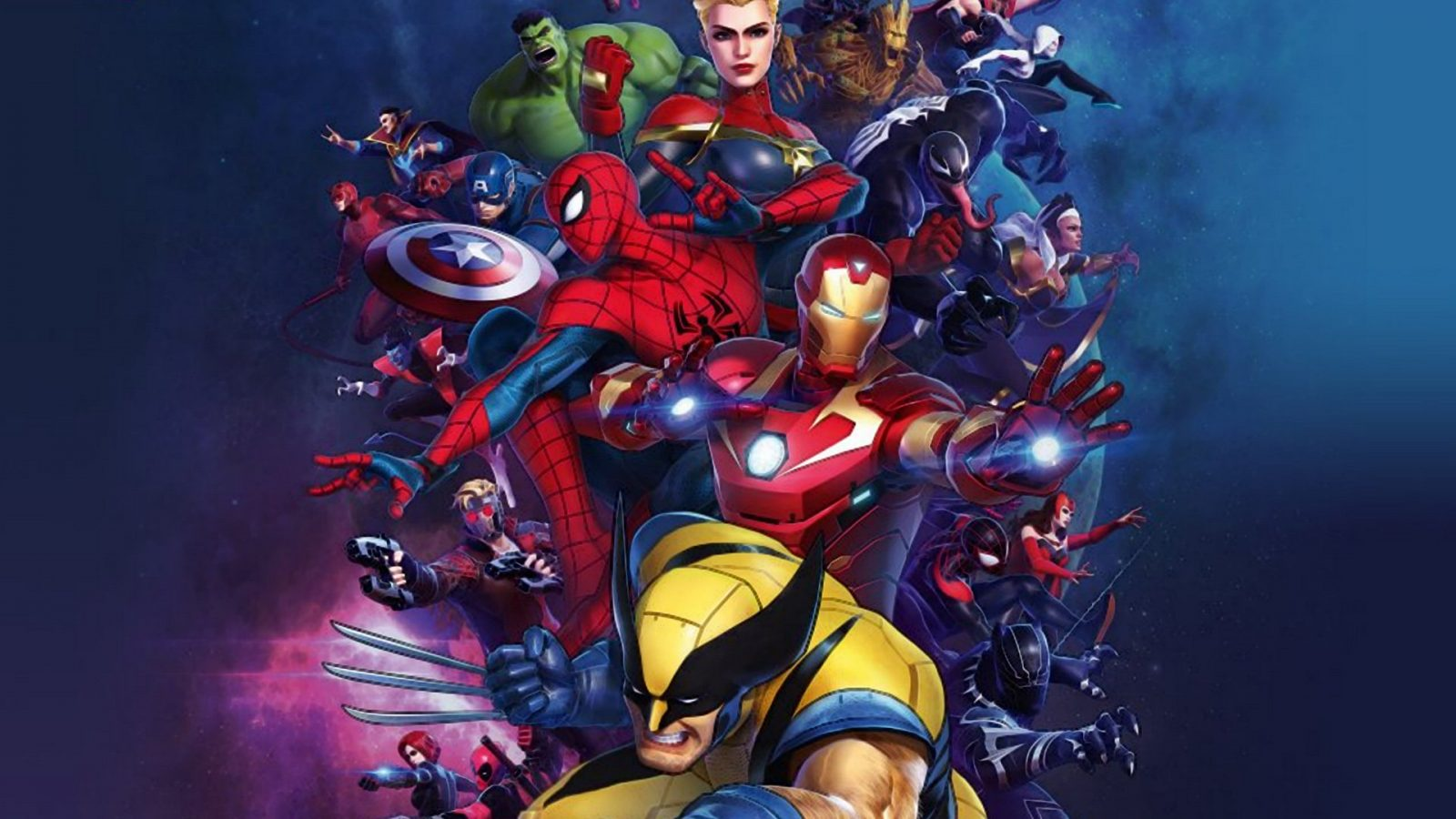 Marvel Ultimate Alliance 3 Datamine Reveals Potential Character Battle Files