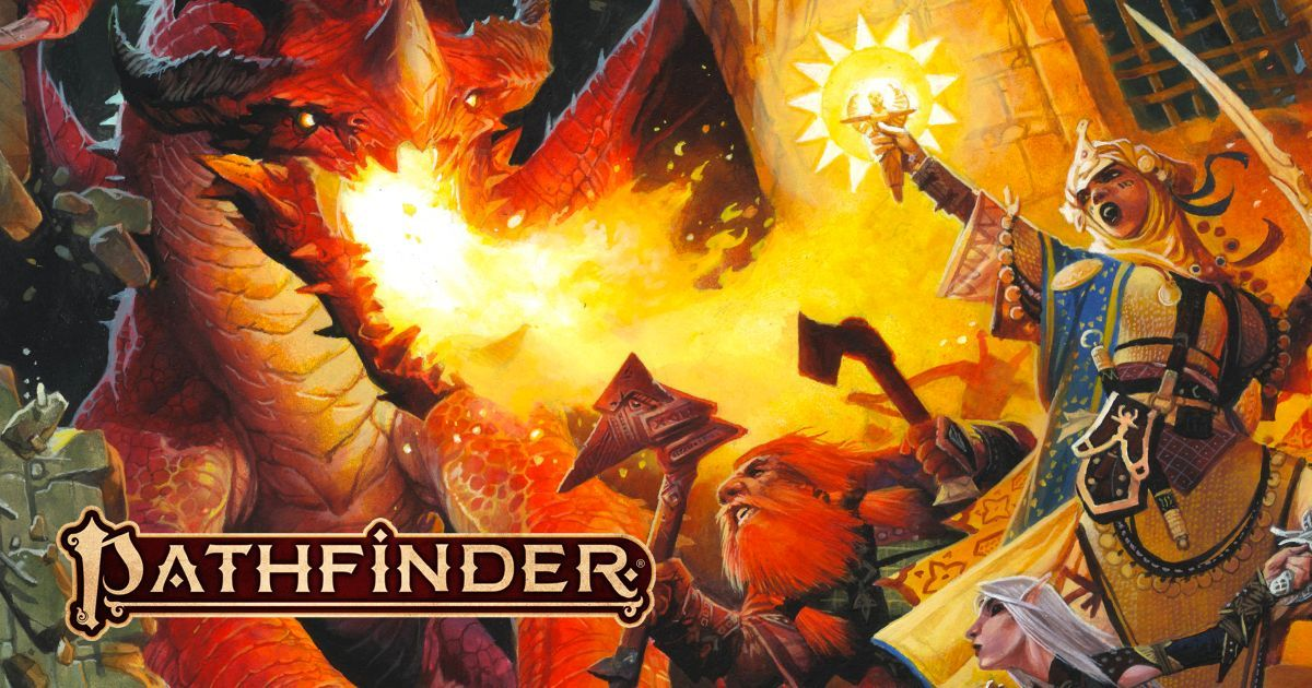 Pathfinder Second Edition First Look