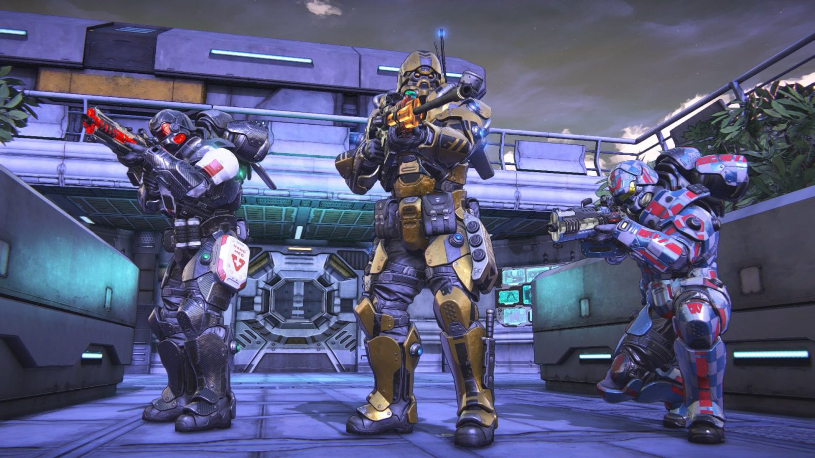PlanetSide Arena Comes to Steam Early Access in September