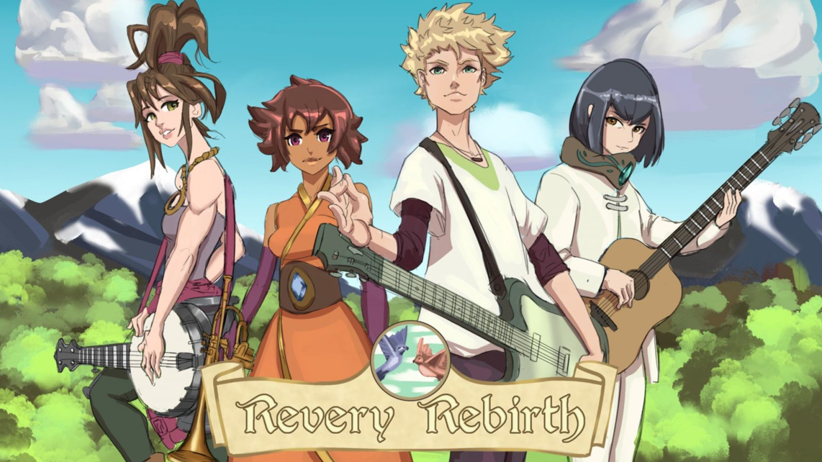 Play NYC Indie RPG Revery Rebirth Combines Music and Magic; Coming to Kickstarter September 1st