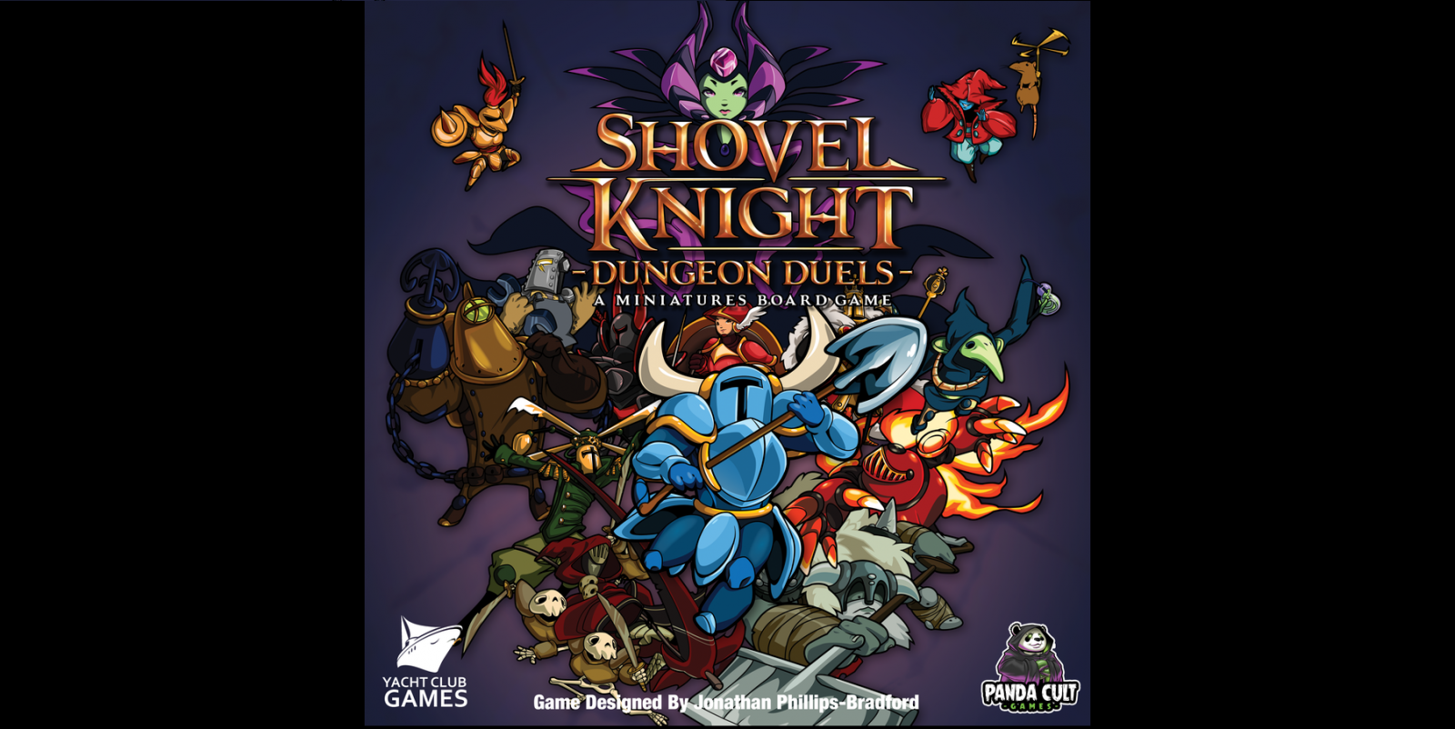 Gen Con 2019 – Digging Up The Dirt On Shovel Knight Dungeon Duels