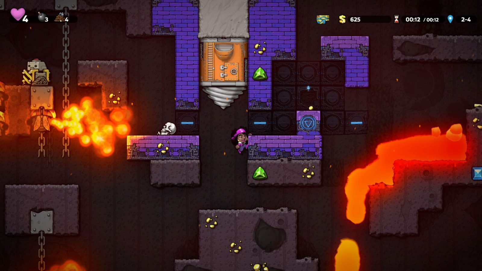 Spelunky 2 Release Date Delayed Past 2019