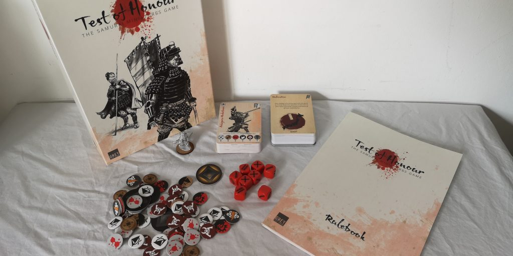 Test of Honour 2nd Edition Gaming Set Review