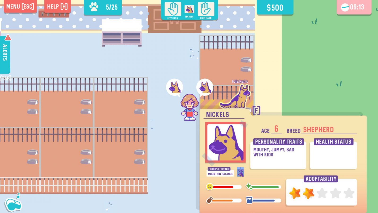 Dog Shelter Sim To The Rescue Clears Kickstarter Goal in Two Days