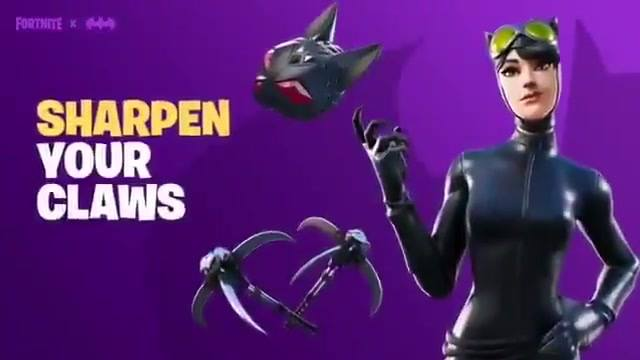 Batman and Catwoman skins look fantastic!  Use code ASPE0308 in the Item Shop wh…