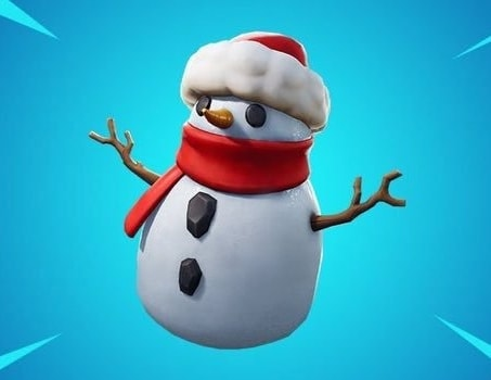 Snowman was a prop before it was cool