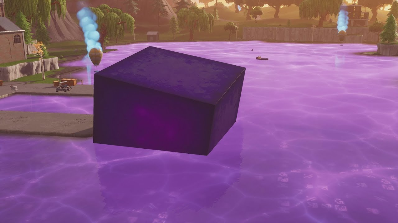 Exactly a year ago, Kevin tripped on a shopping cart and fell into Loot Lake. RI…