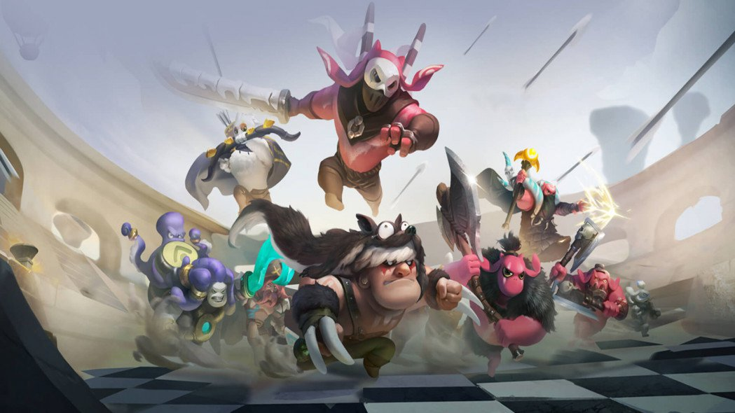 Auto Chess Hitting The Switch And PlayStation 4 in 2020