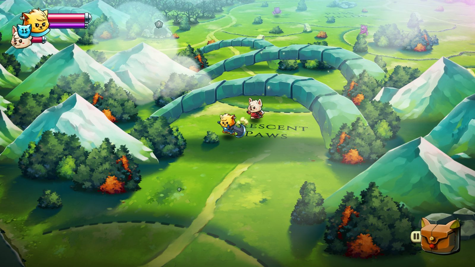 New Overview Trailer for Cat Quest II