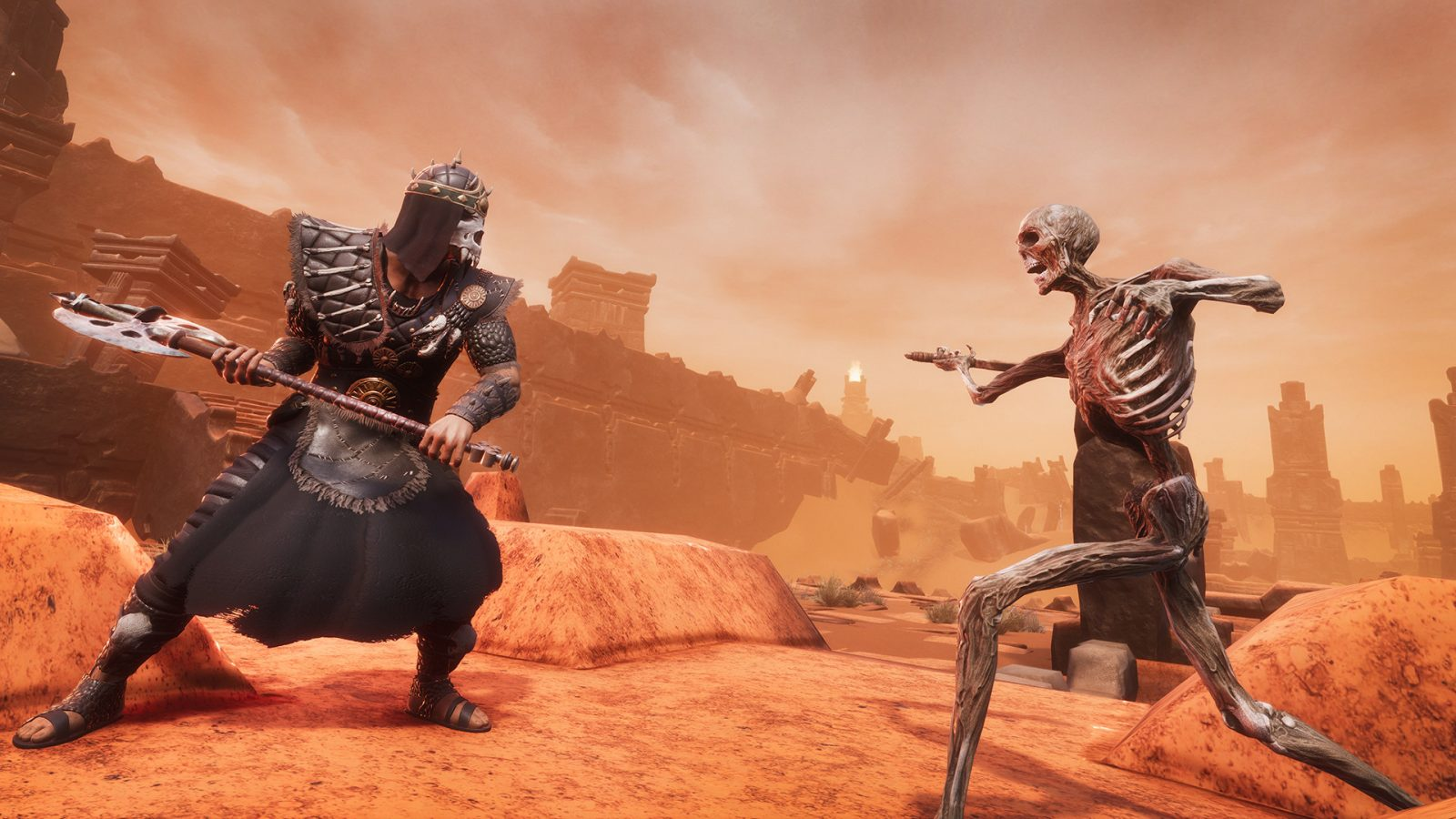 Blood and Sand DLC Now Available for Conan Exiles